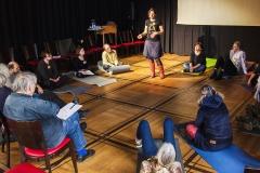 """Fachtagung """"""""Transkulturelle Theaterarbeit im Kontext von Flucht und Migration - Erfahrungen, Potentiale und Perspektiven"""", 2017"""