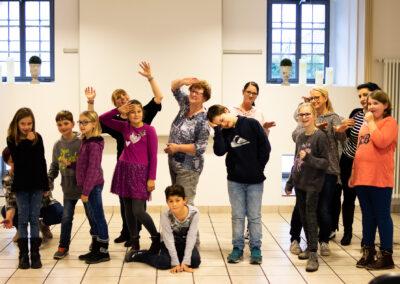 LaT-Projekt: Generationen verbinden durch Theater – Pflegekräfte stärken, Foto: Oliver Schirmer