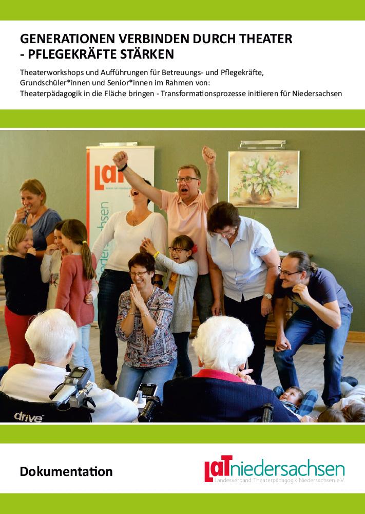 LAT-Projekt: Generationen verbinden durch Theater, 2019 | Titel Dokumentation