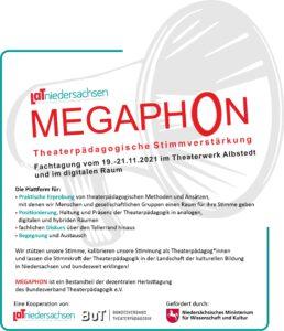 Flyer Megaphon