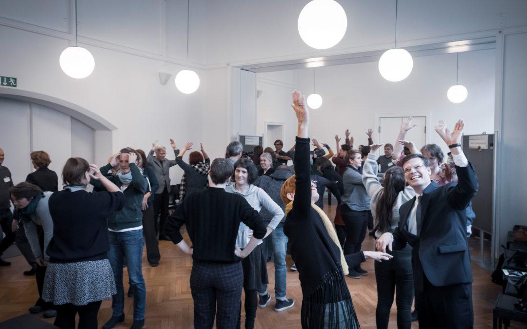 """Fachtag """"Transformation – Theaterpädagogik für eine Gesellschaft des Wandels"""""""