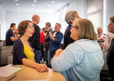 """LaT-Fachtag: """"Theaterpädagogik in Sprachkursen"""", 2019"""