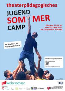 Plakat Jugendsommercamp