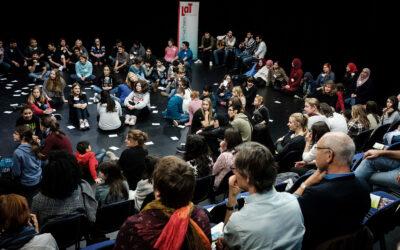 "Festival ""Theaterpädagogik im interkulturellen Dialog"""