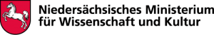 Niedersächsisches Ministerium für Wissenschaft und Kultur | Logo