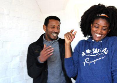 LaT-Projekt: Theaterpädagogik in Sprachkursen