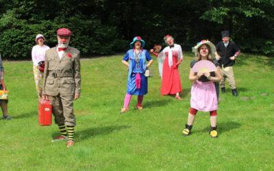 Ausbildung Clownstheater 2021