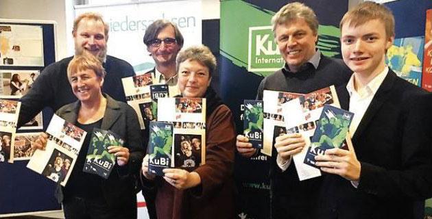Der Landesverband Theaterpädagogik Niedersachsen erhält für das Jahr 2019 insgesamt 250.000,- € als Fördermittel für Theaterprojekte vom Land Niedersachsen