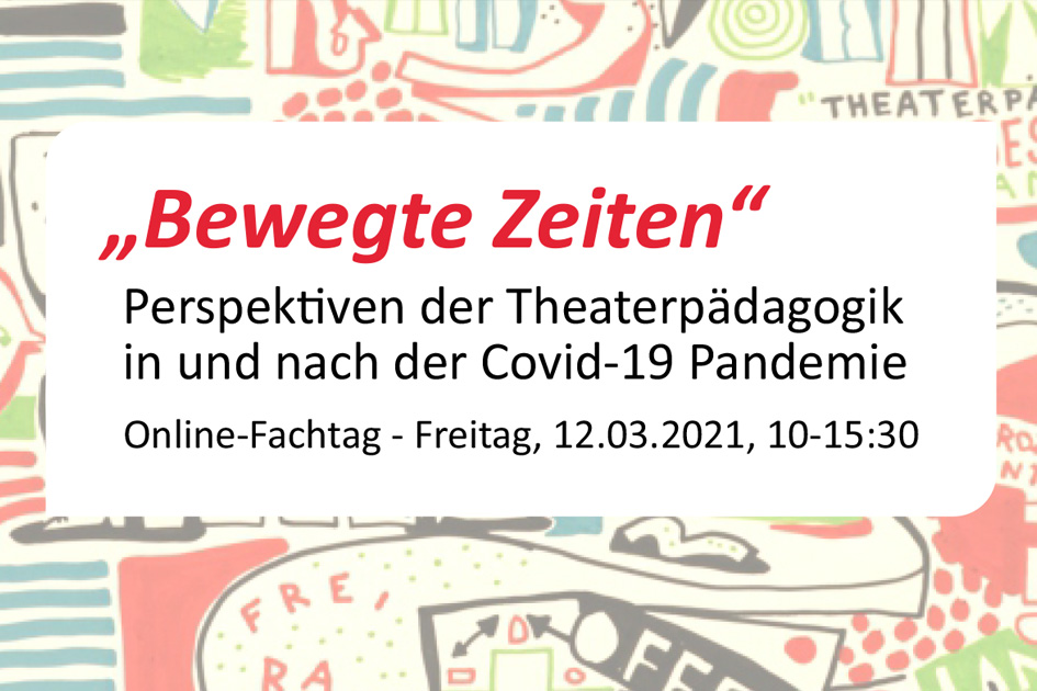 """Online-Fachtag """"Bewegte Zeiten"""""""