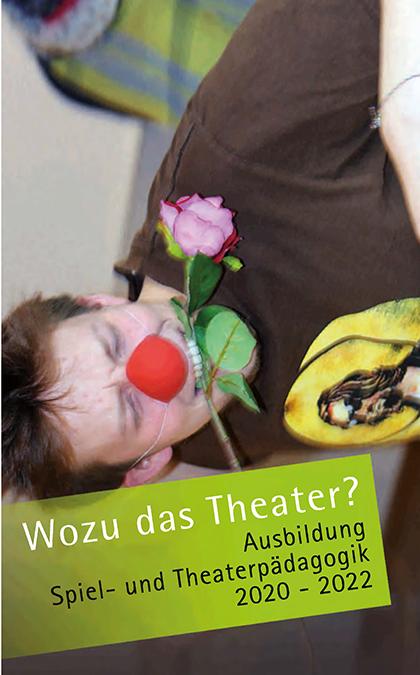 Ausbildung Spiel und Theaterpädagogik / Playing Arts  2020 – 2022