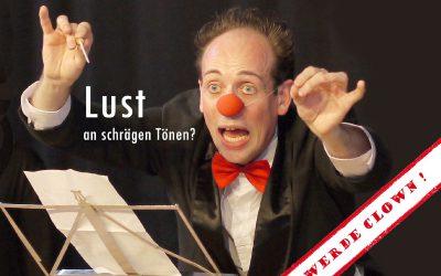 Berufsbegleitende Ausbildung Clowntheater & Komik | TuT – Hannover